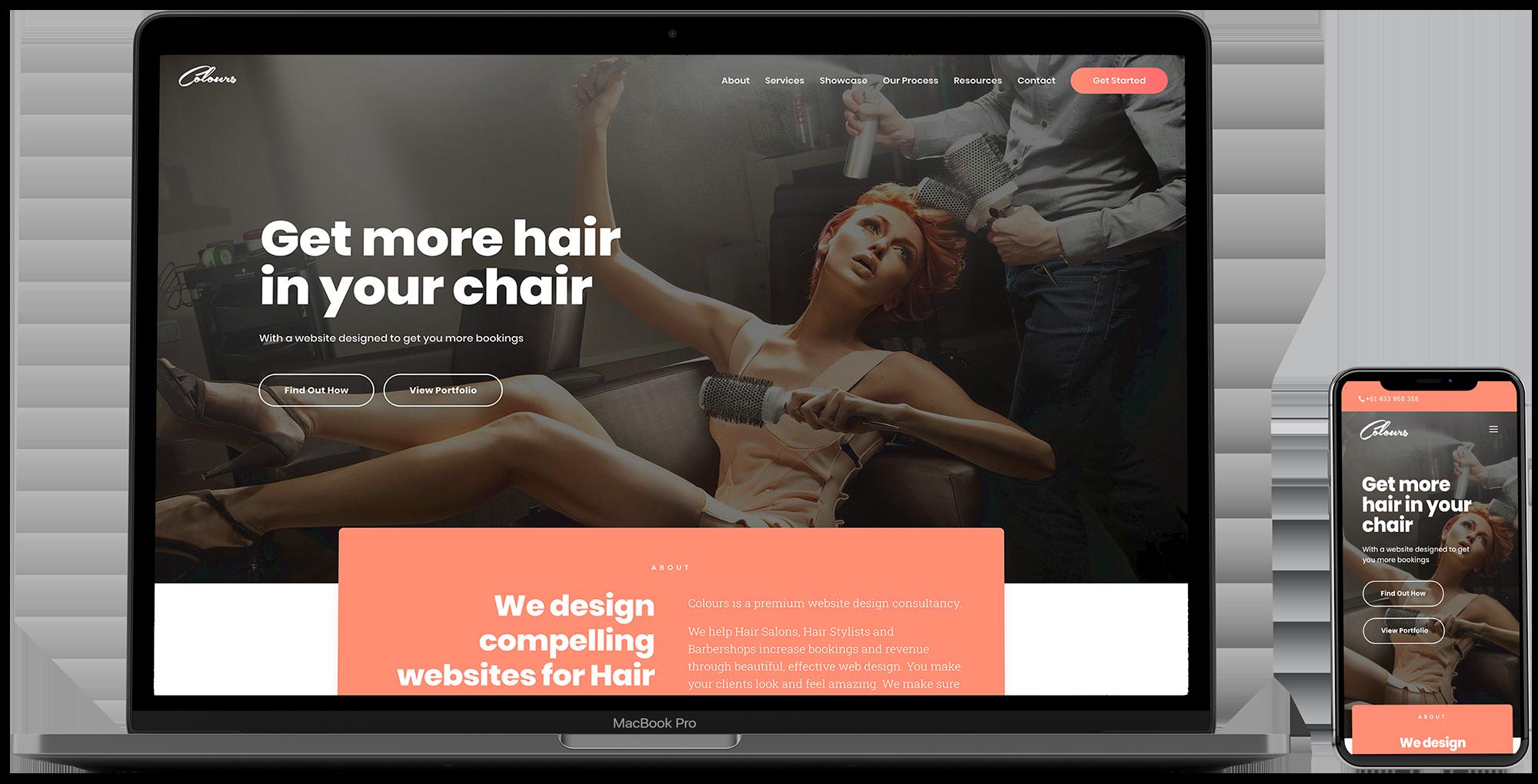 Website Designed to Convert