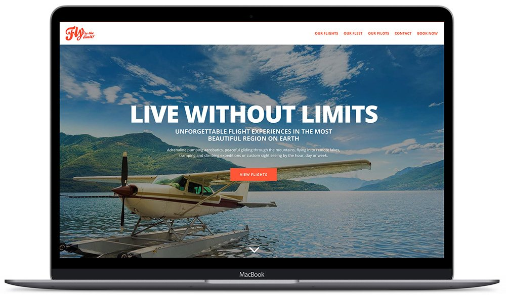 Tourism website that gets more bookings