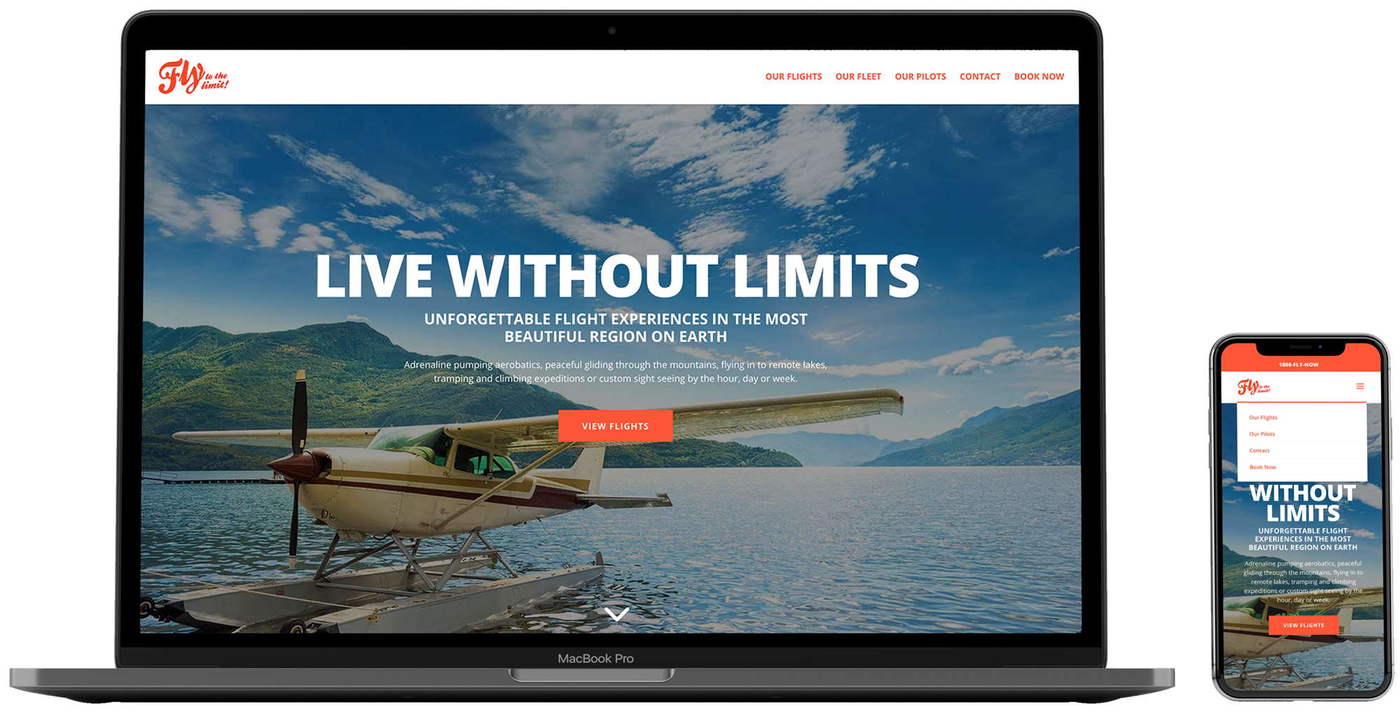 Website Design that gets more bookings